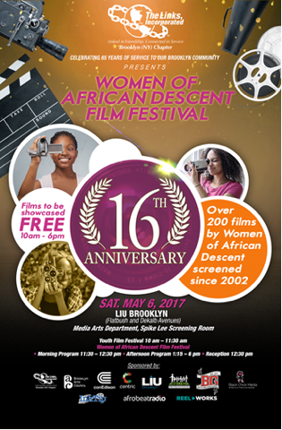 16th Annual Women of African Descent Film Festival